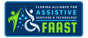 Florida Alliance for Assistive Services & Technology (FAAST) is a partner of Step Up AT